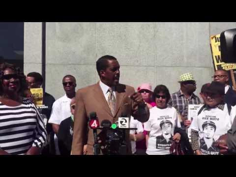 San Francisco Confront District Attorney George Gascon