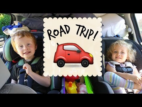 Road Tripping With Small Children   Oregon Coast Vacation VLOG   Part 1