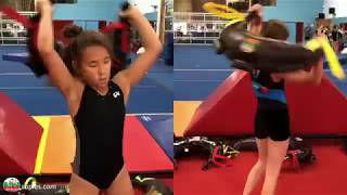 Suples Training With Wings Gymnastics 2019 Top Flight Camp