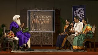 IIT Madras Students In Conversation with Sadhguru thumbnail