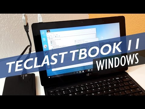 Teclast Tbook 11 Windows Impressions And Benchmarks