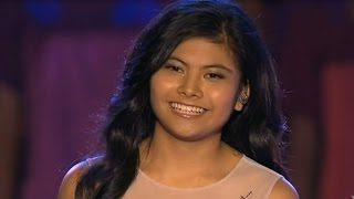 Marlisa - Away In A Manger - Carols In The Domain 2014 [HD]