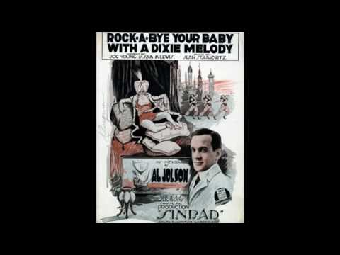 Rock-a-Bye Your Baby With a Dixie Melody (1918)