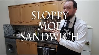 A Recipe for Nightmares #15 Sloppy Moe Sandwich