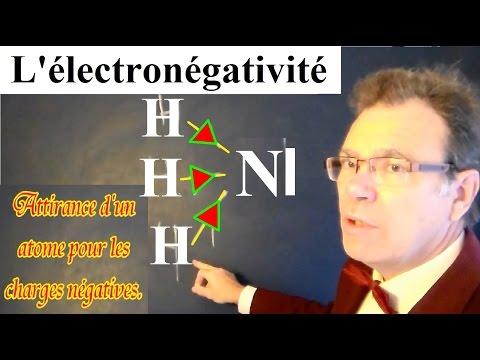 chimie-:-l'électronégativité-selon-pauling,-définition-et-principe