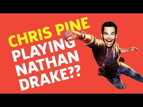 Chris Pine As Nathan Drake?   Save State