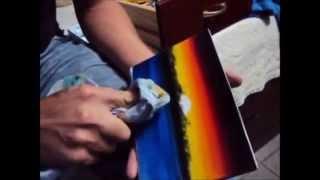 Pintura em Azulejo - Vídeo Aula