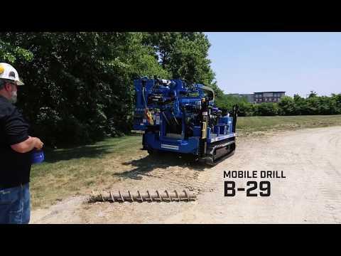 Mobile Drill  B-29