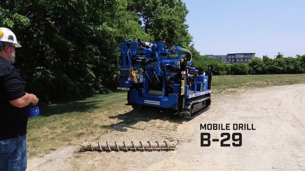 Mobile Drill | Helping you build our world since 1947