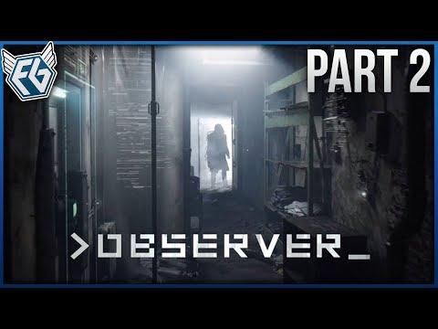 Český GamePlay | Observer #2 - Ještě Větší Psycho