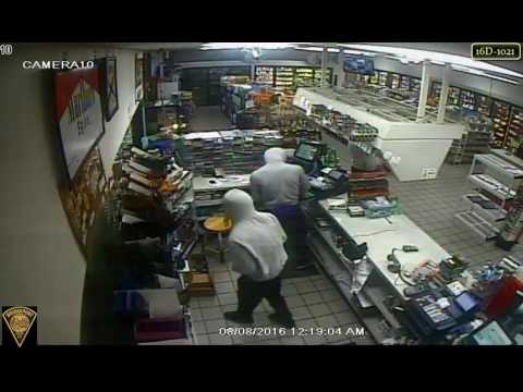 The Bridgeport Police Department is looking for assistance in identifying three perpetrators responsible for an armed robbery that occurred tKrauszer's Food Store on Monday.