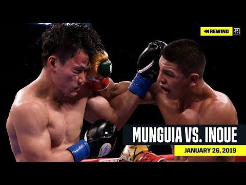 FULL FIGHT | Jaime Munguia Vs. Takeshi Inoue (DAZN REWIND)