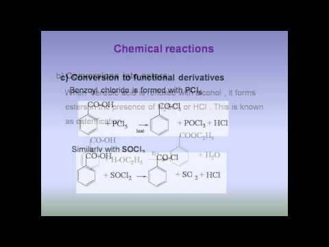 BENZOIC ACID CHEMICAL PROPERTIES  &USES