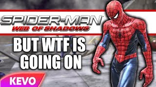 Spider-Man: Web of Shadows but wtf is going on