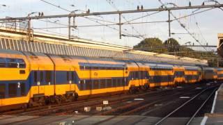 DDZ 6+DDZ 4 vertrekken uit Venlo!