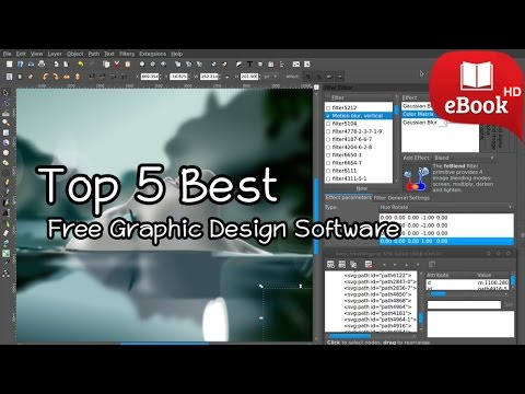 Top 5 Best Free Graphic Design Software for Windows and MAC - YouTube