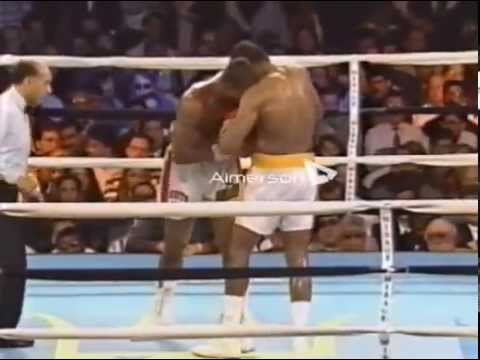 DONOVAN RAZOR RUDDOCK VS GREG PAGE Great Fight