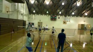 badminton racket fail