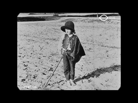 1920 - Vignettes of Children in Serbia and Poland Post-WW1