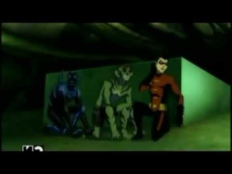 Tim Drake in Young Justice Part 1