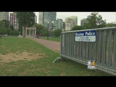 City Urges Public To Stay Away From Boston Common During Rally