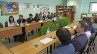 Семинар учителей 40 школы по вопросам обучения языку в средней школе