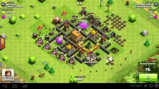 Clash Of Clans -  62 Wall Breakers