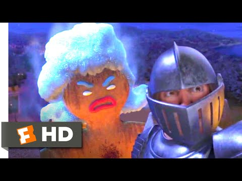 Shrek 2 (2004) - I Need a Hero Scene (7/10) | Movieclips