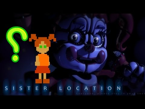 BABY ES LA NIÑA DE FNAF 4!!?-FIVE NIGHTS AT FREDDYS SISTER LOCATION!!-TEORIAS Y MAS!!