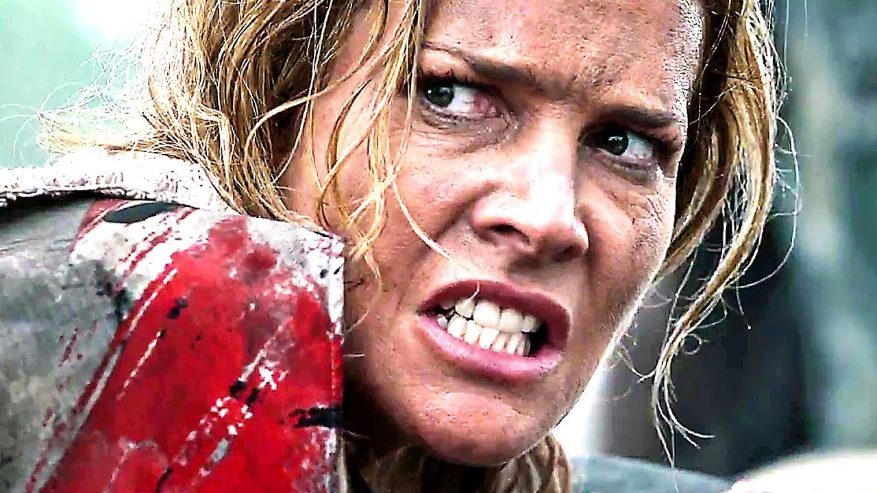 INVADERS Bande Annonce (Science-Fiction, 2018)