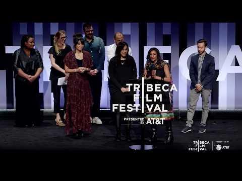 Tribeca Film Festival 2017 Albert Maysles Best New Documentary Director Award