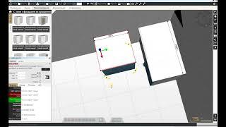 Мебель-Неман уроки 3Cad Evolution. Урок №5. Нестандартные шкафы