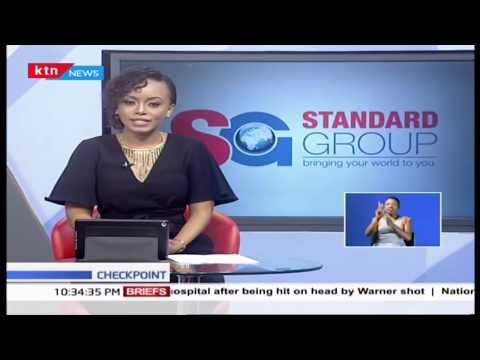 Mercy Kahenda, Writer for the standard feted in Nakuru County, KTN also recognised