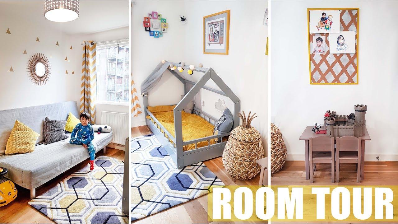 Детская Комната Игрушка/Детская Комната Хранения | дизайн проекты комнаты девушки
