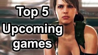 Top 5 - Upcoming games of 2015