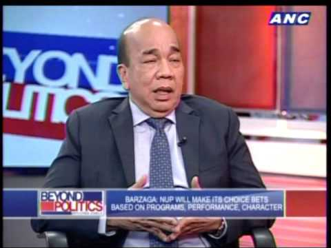 NUP solon: Solid stand on 2016 'impossible'