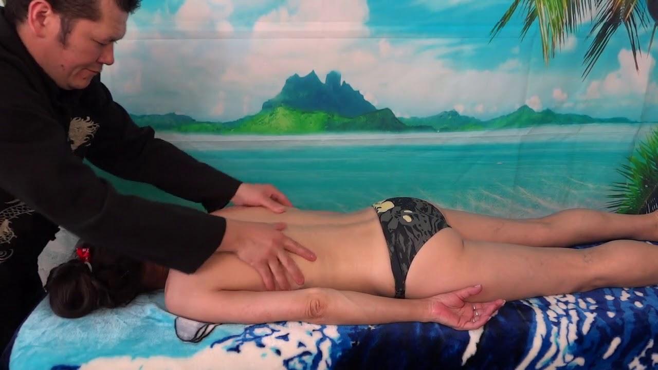 Japanese Massage Full Body Massage for Women - YouTube