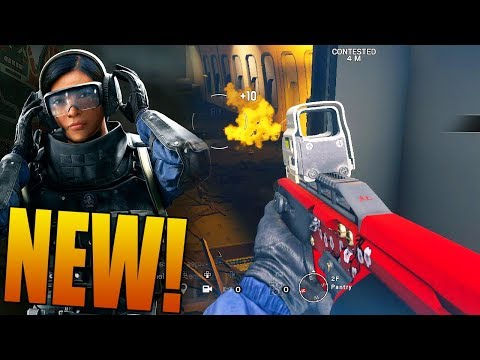 RAINBOW SIX SIEGE - YING GAMEPLAY (New Blood Orchid DLC)