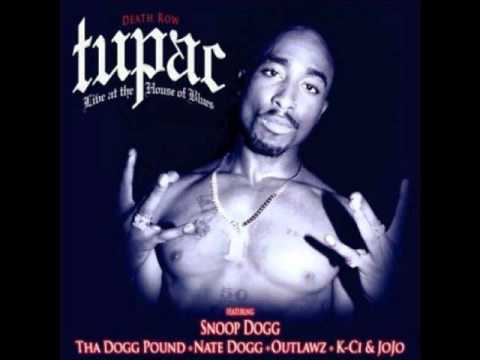 2Pac Tupac - Never Call U Bitch Again (Live at The House of Blues)