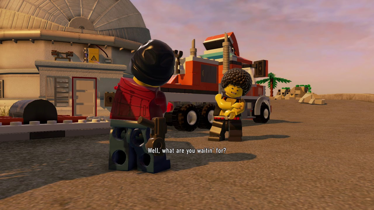 1 Hour of Lego City Undercover Gameplay On Xbox One X ...