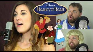 Belle (Ft. Katie Peslis) Little Town - Cartoon Cover