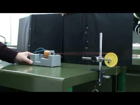 generador de ondas estacionarias casero