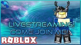 Mein Junge ist zurück!!! ROBLOX - Angeforderte Spiele & mehr w/ TheMinecraftGuy123 - Livestream