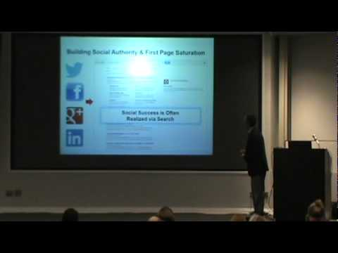 The New Gospel of SEO: Search + Social + Branding (At MTech14)