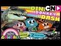 Gumball Dino Donkey Dash | Game | Cartoon Network