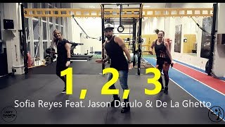 1, 2, 3 - Sofia Reyes Feat. Jason Derulo & De La Ghetto - Coreografia l Cia Art Dance l Zumba® Video
