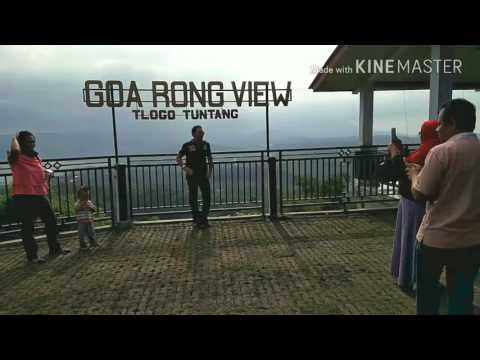 Jelajah Goa Rong View Tuntang Salatiga