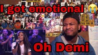 Demi Lovato - Tell Me You Love Me (Live on The Ellen Show 2018) | Reaction