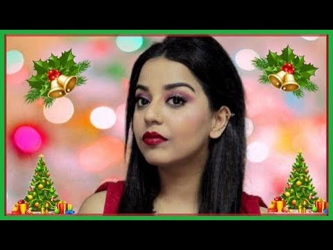 LADY IN RED | CHRISTMAS LOOK