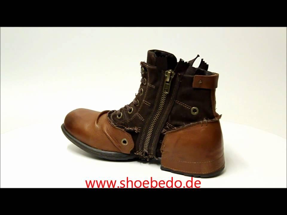 replay stiefel boots herren ru010003l clutch tan youtube. Black Bedroom Furniture Sets. Home Design Ideas